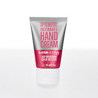 Warm & Cozy Travel Size Hand & Body Cream - PINK - Victoria's Secret