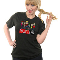 The New and Improved SourceFed Shirt- SOLD OUT | ForHumanPeoples