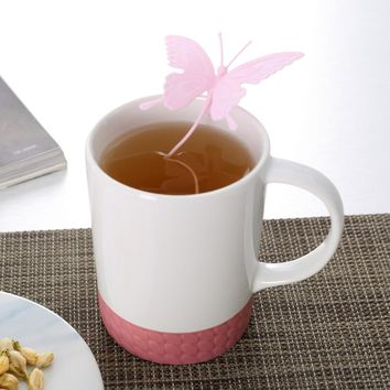 Butterfly Tea Bags Strainers