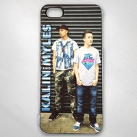 TinmanMerch.com : Kalin and Myles - iPhone Cover [KAM4006] - $15.00