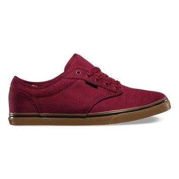 Vans Atwood Low (Canvas burgundy/gum)
