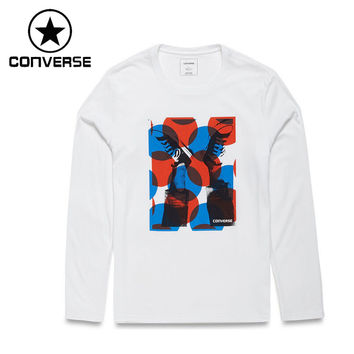 Original New Arrival Men's T-shirts Long sleeve Sportswear