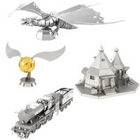 Harry Potter Metal Figure Kit