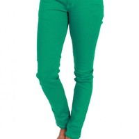 Angel In Green Jeans   Monday Dress Boutique