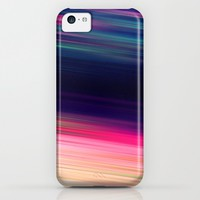 Midnight lights iPhone & iPod Case by Georgia Smith Designs | Society6
