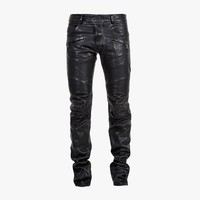 Balmain, Fall/Winter 2014, Men, Biker jeans Online Store
