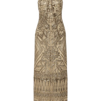 Emilio Pucci - Embellished tulle gown