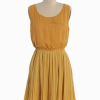 parkway pleated dress at ShopRuche.com