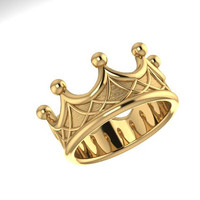 Ring of Kings - 14k yellow gold