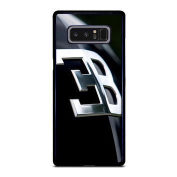 BUGATTI 1 Samsung Galaxy Note 8 Case Cover