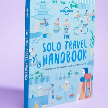 The Lonely Planet Solo Travel Handbook at asos.com