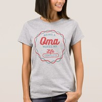 Being Oma T-Shirt