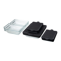 IKEA PS 2012 Oven/serving dish, set of 6 - IKEA