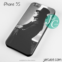 Alice Cooper With Magician Hat Phone case for iPhone 4/4s/5/5c/5s/6/6 plus