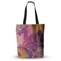 "Louise Machado ""Dissolved Flowers"" Everything Tote Bag"