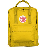 Kånken Classic Backpack - Warm Yellow