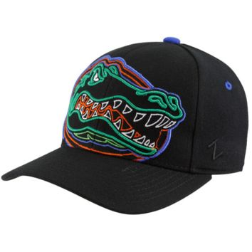 Zephyr Florida Gators Black X-Ray Fitted Hat