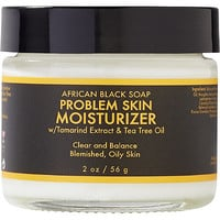 African Black Soap Problem Skin Moisturizer