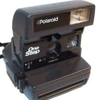 Polaroid OneStep Talking 600 Instant Film Camera