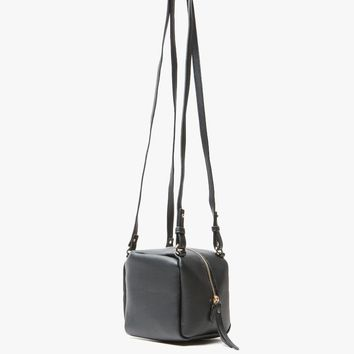 Cube Bag in Black