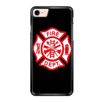 Chicago Fire Department iPhone 7 Case