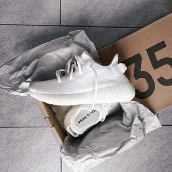 ADIDAS YEEZY 350 mesh breathable casual wild sports shoes #3