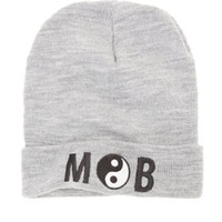Married to the Mob Ying Yang Beanie at PacSun.com