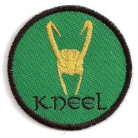 Avengers, Loki, Kneel Patch