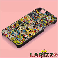 "Marvel Comics for iphone 4/4s/5/5s/5c/6/6+, Samsung S3/S4/S5/S6, iPad 2/3/4/Air/Mini, iPod 4/5, Samsung Note 3/4 Case ""002"""