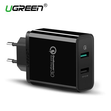 Ugreen USB Charger Universal Quick Charge 3.0