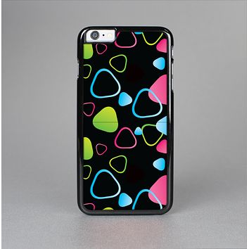 The Abstract Bright Colored Picks Skin-Sert for the Apple iPhone 6 Skin-Sert Case