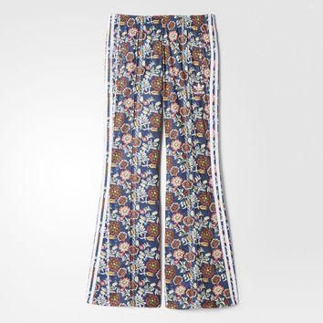 adidas Cirandeira Flared Pants - Blue | adidas US