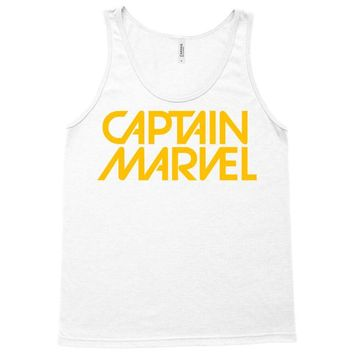 captain marvel 6 Tank Top