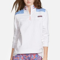 Women's Vineyard Vines Embroidered Shep Shirt