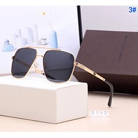 LV Louis Vuitton Summer Newest Men Summer Sun Shades Eyeglasses Glasses Sunglasses 3#