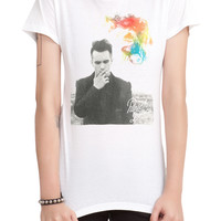 Panic! At The Disco Brendon Smoking Girls T-Shirt