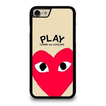 PLAY COMME DES GARCONS Case for iPhone iPod Samsung Galaxy