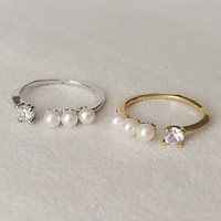 Pearl Line Knuckle