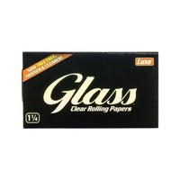 Luxe Glass Clear Cellulose Rolling Papers