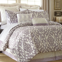 8-Piece Comforter Set (King)