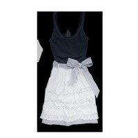Abercrombie & Fitch - Acquista sul sito ufficiale - Womens - Features - Soft & Pretty - View All - Natalie Dress