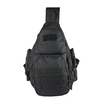 "Sports gym bag Tactical Laptop Molle Military Backpack Men Nylon  Shoulder Sling Waterproof Men's Travel Tactical Backpack 14"" KO_5_1"
