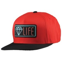 Diamond Supply Co Neon Snapback - Men's at CCS