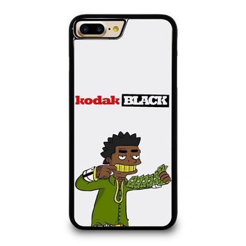 KODAK BLACK ART iPhone 4/4S 5/5S/SE 5C 6/6S 7 8 Plus X Case