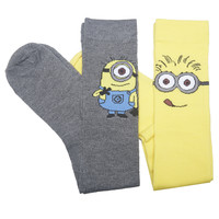 Despicable Me™ Knee-High Socks | Wet Seal