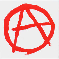 Anarchy - Sticker