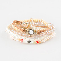 FULL TILT 5 Piece Southwest Friendship Bracelets | Bracelets