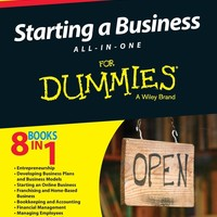 Starting a Business All-in-One for Dummies For Dummies