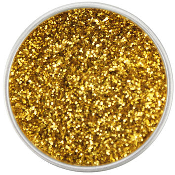 Medium Gold Disco Dust