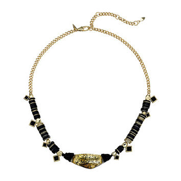 Alexis Bittar Custom Sequin Strand Necklace